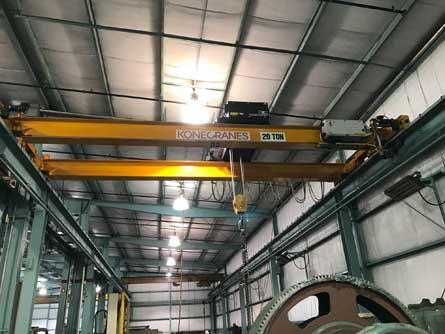 kone-20-ton-overhead-crane